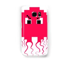 Angry Pacman Ghost Samsung Galaxy Case/Skin