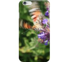 butterfly start iPhone Case/Skin