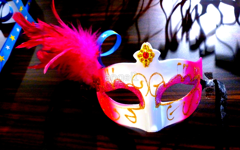 Carnival Mask by ©The Creative  Minds