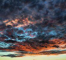 Cloud 20120830-141 by Carolyn  Fletcher