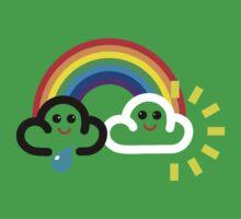 Rainbow Friends Kids Tee