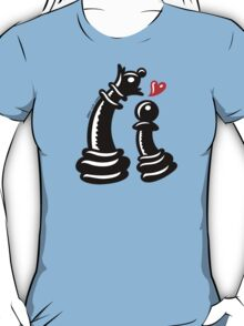 Bold Romantic Proposal for a Queen T-Shirt