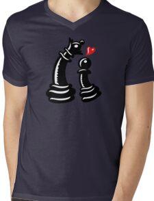 Bold Romantic Proposal for a Queen Mens V-Neck T-Shirt