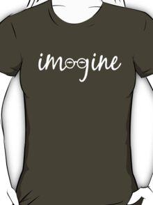 Imagine - John Lennon Tribute T-Shirt T-Shirt