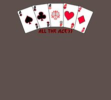 All the ace's Unisex T-Shirt