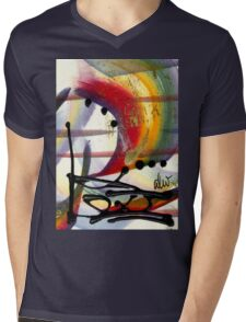 Over the Rainbow Mens V-Neck T-Shirt
