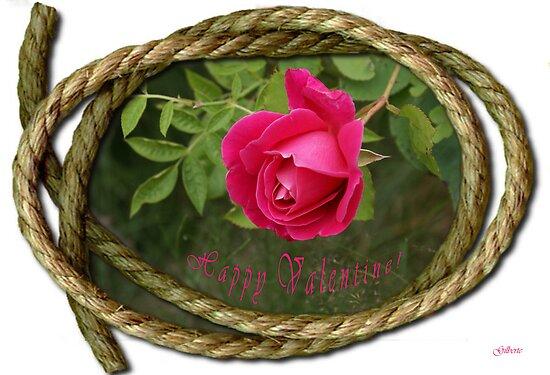 Happy Valentine by Gilberte