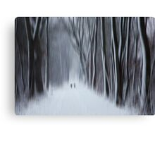 Ghosts of Winter II Canvas Print