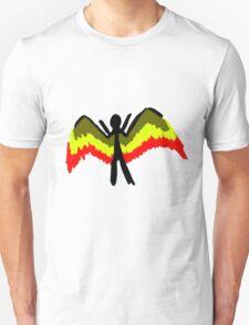 Fiery Angel Unisex T-Shirt