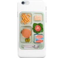 Lunch Tray Iphone case iPhone Case/Skin
