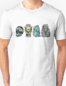 Aztec Gods and Goddesses Unisex T-Shirt