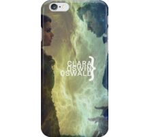 Clara Oswin Oswald iPhone Case/Skin