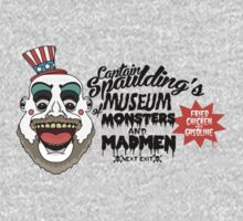Captain Spaulding  by fredesigns