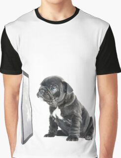 Facetime Frenchie Graphic T-Shirt