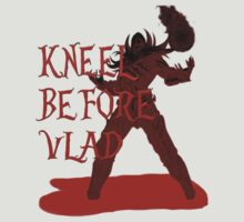 League of Legends Vladimir - Kneel Before Vlad  by JellyBeanie