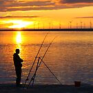 Gone Fishing by Tony Parry