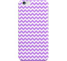 Purple Chevron iPhone Case/Skin