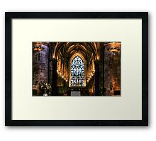 St Giles Cathedral, Edinburgh Framed Print