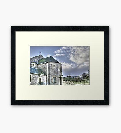 Craiglockhart Chapel Framed Print