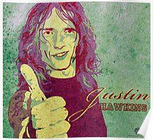 Justin Hawkins Poster
