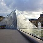 the louvre paris by thvisions