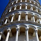 leaning tower of pisa  by thvisions