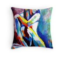 """Restful"" Throw Pillow"