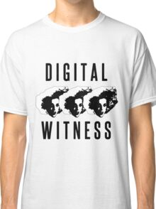 Digital Witness Classic T-Shirt