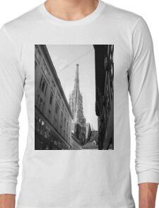 Saint Stephens Cathedral - Vienna Long Sleeve T-Shirt