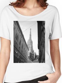 Saint Stephens Cathedral - Vienna Women's Relaxed Fit T-Shirt