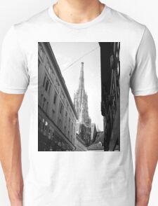 Saint Stephens Cathedral - Vienna T-Shirt