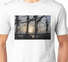 Rigging and Masts Unisex T-Shirt
