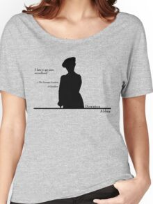 I hate to get news secondhand Women's Relaxed Fit T-Shirt