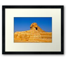 Great Sphinx  Framed Print