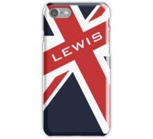 Lewis Hamilton - Union Jack iPhone Case/Skin