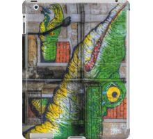 Crocodie Rock iPad Case/Skin