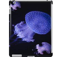 Blue Jellyfish iPhone/iPad Case iPad Case/Skin