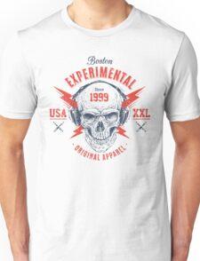 Boston Experimental Unisex T-Shirt