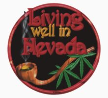 Living well in Nevada w/ cannabis/marijuana  by Valxart