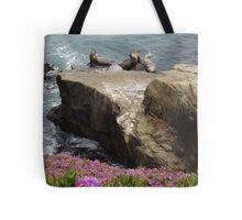 Sunbathers - Flora & Fauna                                                                       Tote Bag