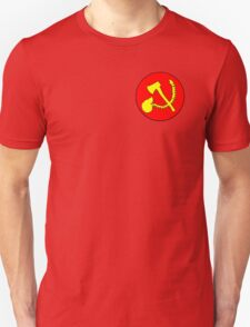 Zommunist - The Dead Terror Unisex T-Shirt