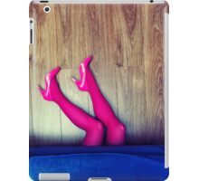 Crime scene iPad Case/Skin