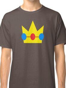 Super Mario Peach Icon Classic T-Shirt