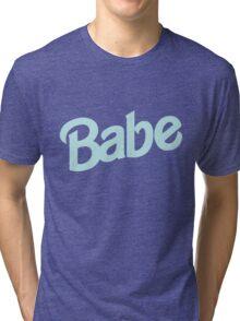 Babe Tri-blend T-Shirt