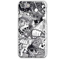 Mash Doodle iPhone Case/Skin
