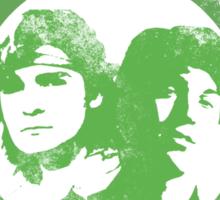 Frog Brothers-Vampire Extermination Sticker