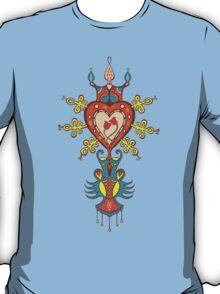 Heart Rules T-Shirt