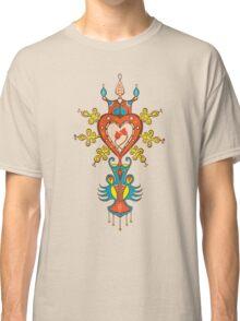 Heart Rules Classic T-Shirt