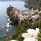 Cinque Terre Coast by Andrea  Muzzini