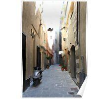Italian Living Poster